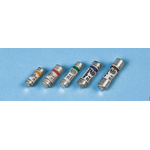 Legrand, 25A Ceramic Cartridge Fuse, 10.3 x 22.2mm, Speed F