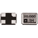 Hosonic 20MHz Crystal ±10ppm SMD 4-Pin 2.5 x 2 x 0.55mm
