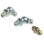 RS PRO Grease Nipple Kit Contains H1 Straight 1/4 in UNF (x50)