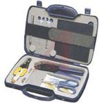 Fiber Kit-Stripper,Crimper,Scribe,pads & consumibles