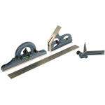 RS PRO 300mm Tempered Steel Combination Square Set