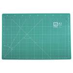RS PRO 10mm Green Cutting Mat, L450mm x W300mm