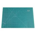 RS PRO 10mm Green Cutting Mat, L900mm x W600mm