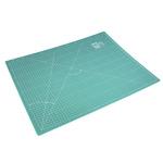 RS PRO 10mm Green Cutting Mat, L600mm x W450mm