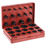 RS PRO Imperial O-Ring Kit Nitrile, Kit Contents 382 Pieces