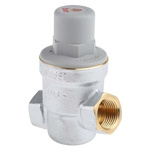RS PRO Pressure Reducing Valve, 1/2 in Screwed Iron Female