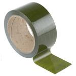 RS PRO Green PP, Vinyl Pipe Marking Tape, Dim. W 50mm x L 33m