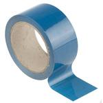 RS PRO Blue PP, Vinyl Pipe Marking Tape, Dim. W 50mm x L 33m