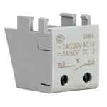 30 V dc, 230 V ac Auxiliary Contact Circuit Trip for use with 1492-D DC Circuit Breaker, 188 Regional Circuit Breakers