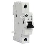 110 → 250 V dc, 110 → 415 V ac Shunt Trip Shunt trip for use with 1492-D DC Circuit Breaker, 188 Regional
