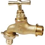 Sferaco Brass Outside Tap, 1/2 in BSP