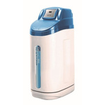 Metered water softener to cope with 11 p