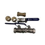 22mm valve kit for non electric water so