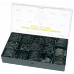 Watts 440 x Washer & Seal Kit, 15 Compartments, Kit Contents Seal x 440