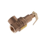 Nabic Valve Safety Products 3bar Pressure Relief Valve With Female BSP 3/4 in BSP Female Connection and a BSP 3/4