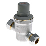 RS PRO Pressure Reducing Valve, 15 mm Compression