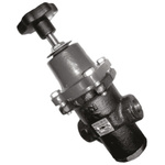RS PRO Pressure Reducing Valve, 1 in BSP Female