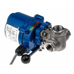 RS PRO Motorised & Actuated Valve Stainless Steel 3 Way 24 V ac/dc, 110 V, 220 V, 1/2in Pipe Size
