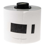 Brady on White Label Printer Tape, 51.2 mm Width