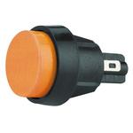 Marquardt Single Pole Single Throw (SPST) Push Button Switch, IP40, IP54, 16 (Dia.)mm, Panel Mount