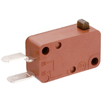 SPDT Lever Microswitch, 10 A @ 400 V ac