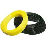 SES Sterling Heat Shrink Tubing, Black 4mm Sleeve Dia. x 100m Length 2:1 Ratio