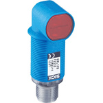 Sick Retroreflective Photoelectric Sensor with Cylindrical Sensor, 60 mm → 6 m Detection Range