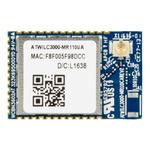 Microchip ATWILC3000-MR110CA 3 → 3.6V WLAN Module, IEEE 802.11 b/g/n SDIO, SPI