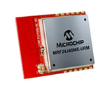 Microchip MRF24J40ME-I/RM 3 → 3.6V WLAN Module, IEEE Std. 802.15.4, MiWi, ZigBee SPI