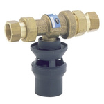 Watts Backflow preventer for use with CA9C FF 3/4 in