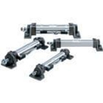 Compact hydraulic cylinder 16MPa 63mm bore 20mm stroke