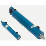 Bosch Rexroth Fixed Hydraulic Cylinder 400mm Stroke, R987155269