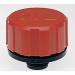 "Elesa-Clayton Hydraulic Breather Cap 54001, G 3/8"" , 31mm diameter"