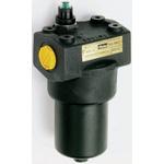 Parker Hydraulic Filter 18P110QBM3MG121S14 18P1, 95L/min 3/4 in