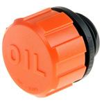 "Elesa-Clayton Hydraulic Breather Cap 53911, G 1/2"" , 31mm diameter"