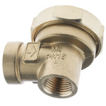 Spirax Sarco 13 bar Brass Thermostatic Steam Trap, 1/2 in BSP Female