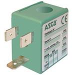 EMERSON – ASCO Solenoid Valve Coil 400127-142, Series 106/238 24 V dc
