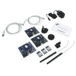 Digi International XK8-DMS-0 ZigBee Module +12dBm -106dBm GPIO, SPI, UART, USB Pan, RS232, RS485 2.7 → 3.6V 1.33