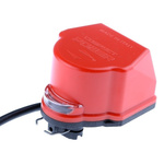 RS PRO Single port Valve Actuator -, 230 V Supply Voltage