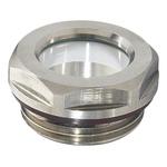 Elesa-Clayton Hydraulic Circulation Sight GN.37547, G 3/8