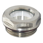 Elesa-Clayton Hydraulic Circulation Sight GN.37549, G 1/2