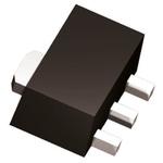 Diodes Inc 2DA1971-7 PNP Transistor, 500 mA, 400 V, 3-Pin SOT-89
