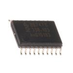 NXP 8-Channel I/O Expander I2C 20-Pin SSOP, PCF8574TS/3,112