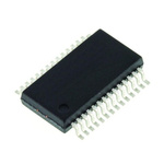 Cypress Semiconductor 20-Channel I/O Expander I2C 28-Pin SSOP, CY8C9520A-24PVXI