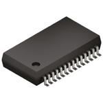 Analog Devices, Audio DAC Dual 24 bit-, 192ksps, ±6%FSR Serial (SPI), 28-Pin SSOP