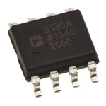 Analog Devices AD8130ARZ Differential Line Receiver, 8-Pin SOIC