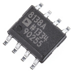 Analog Devices AD8138ARZ Differential Line Driver, 8-Pin SOIC