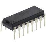 Analog Devices, DAC 16 bit-, 125sps, ±0.2%FSR Serial (SPI), 16-Pin PDIP