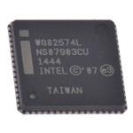 Intel WG82574L S LBA9, Ethernet Controller, 1000Mbps, 3.3 V, 64-Pin QFN