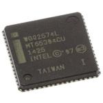 Intel WG82574IT S LBAC, Ethernet Controller, 10Mbps GMII, MII, RMII, PCI, 1.05 V, 1.9 V, 3.3 V, 64-Pin PQFP
